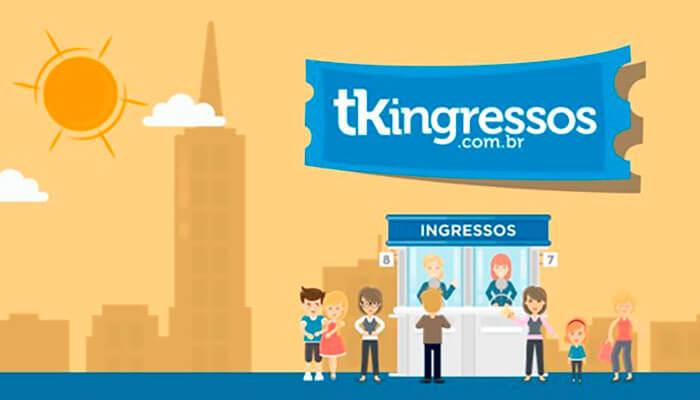 Franquias com negócios lucrativos - TK Ingressos.com.br