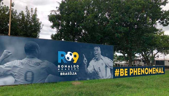 Franquias de futebol - Ronaldo Academy
