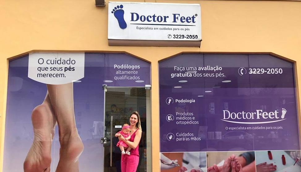 Rondoniana trocou a fisioterapia pelo franchising e afirma: valeu a pena