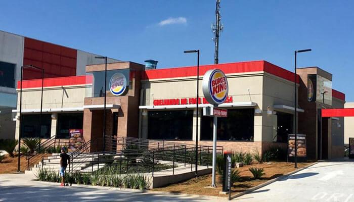 franquias de fast food
